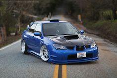 Hellaflush Subaru WRX Hawkeye | Flickr - Photo Sharing!