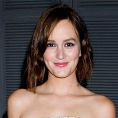 Leighton Meester Short Hair