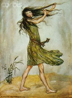 When She Laughed the Wind Laughed Too by Florence Mary Anderson