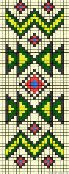 Risultati immagini per patrones tejido wayuu Bead Loom Patterns, Beading Patterns, Cross Stitch Patterns, Crochet Patterns, Tapestry Bag, Tapestry Crochet, Crochet Blanket Tutorial, Mochila Crochet, Motifs Perler