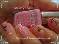 Wild Rose's Nails: Sweet Like Candies 2