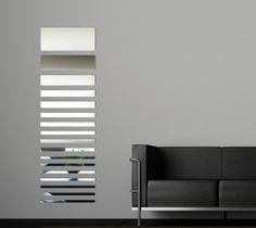 Moderné dekoračné zrkadlové nálepky na stenu Magazine Rack, Cabinet, Storage, Furniture, Home Decor, Clothes Stand, Homemade Home Decor, Larger, Home Furnishings