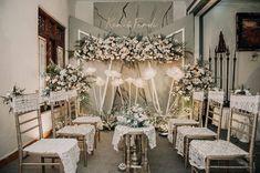 Wedding Stage Backdrop, Wedding Backdrop Design, Rustic Backdrop, Engagement Decorations, Outdoor Wedding Decorations, Backdrop Decorations, Rustic Decor, Wedding Planning Timeline, Background Decoration
