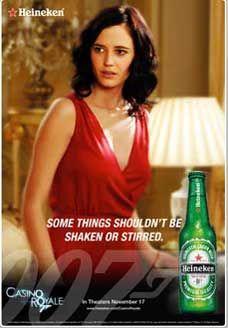 Heineken James Bond Ad by StrawberryFrog