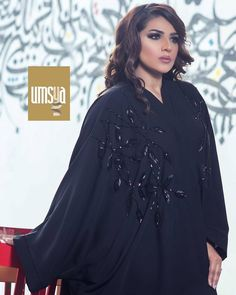 #Repost @umsya_abayat with @instatoolsapp  By @umsya_abayat  Photography @moalsaleh  Makeup By @amina.makeup Hair Style By @kaysalon Model @qadisa_z #abayas #l4l #intm