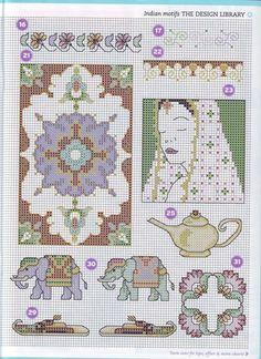 (1) Gallery.ru / Фото #15 - The world of cross stitching 124 - tymannost