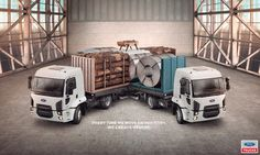 FORD TRUCKS - INTERSECTIONS - Fer Zagales/Juan Mesz