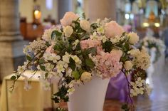 Weddings Home - Wedding Flowers by Feehily's Florist Church Weddings, Home Wedding, Wedding Flowers, New Homes, Table Decorations, Home Decor, Wedding At Home, Decoration Home, Room Decor