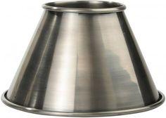 Lampskärm Metall - Antiksilver