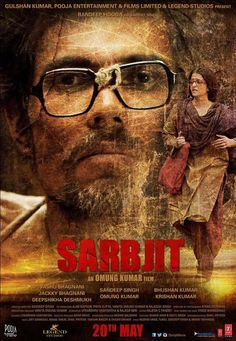 Indian Movies in Australia - Sarbjit - Hindi Movie Releasing in Australia (Sydney, Melbourne, Adelaide, Perth, Brisbane, Canberra) - Session Times