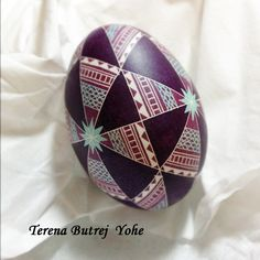 Beautiful line and wonderful colors. By Terena Butrej Yohe