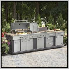 Shop Master Forge 6 Burner Modular Gas Grill at Lowescom