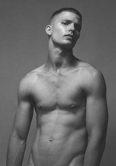 Today´s hot guy. Nathaniel Visser.