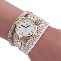 $4.61 (Buy here: https://alitems.com/g/1e8d114494ebda23ff8b16525dc3e8/?i=5&ulp=https%3A%2F%2Fwww.aliexpress.com%2Fitem%2F2016-Super-Deal-Fashion-Women-s-Watches-Retro-Bracelet-Watch-Leisure-Quartz-Watch-Bling-Dress-Montre%2F32749778561.html ) 2016 Super Deal Bling Watch , Women Watches Retro Bracelet Watch Leisure Quartz Dress Montre Relojes mujer 2016 Feida for just $4.61