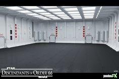 Image result for star wars tantive iv interior