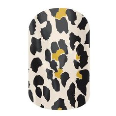 Jamberry Nail Wraps: Natural Leopard
