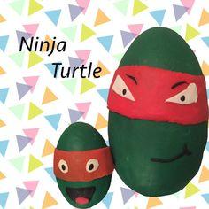 Ninja Turtles  Youtube Playdoh surprise egg