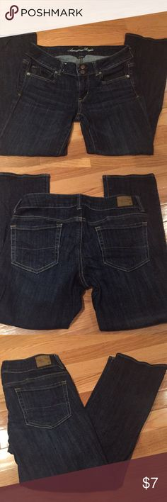 AEO Artist Crop Jean Crop jean Size 6 American Eagle Outfitters Jeans Ankle & Cropped