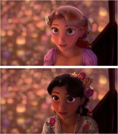 Racebent Disney -Mexican Rapunzel