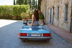 Mercedes-Benz R 107 | Nostalgic Classic Car Travel