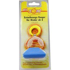 STOPPI Entwoehungssauger für Kinder ab 2 Jahren:   Packungsinhalt: 1 St PZN: 01038335 Hersteller: Dr. Hinz Dental Vertriebsgesellschaft…
