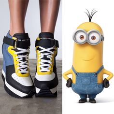 b0b4b17ad2c1 Ruthie Davis X  Minions 🤓One of my favorite  collaboration with   universalpictures