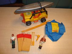 Another Fisher Price Adventure People set that I had.  I think I actually played with this one.