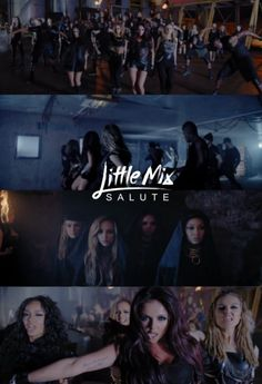 Little Mix-Salute-MIssion TruthTheStableElement  FreshWater _HarmonyCrewMixinz!.