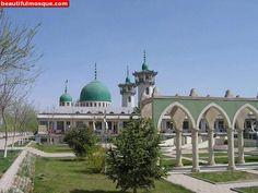 Nanguan-mosque-in-Yinchuan-China