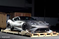 The Vulcano Titanium by Italian automaker Icona, which designed the model out of its Shanghai office. (Courtesy Photo)