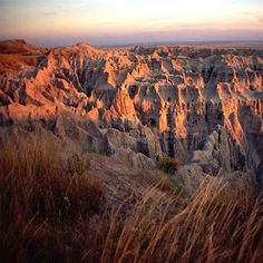 Badlands (South Dakota), Just imagine navigating through the bad lands in the early 17, 18 & 1900's when they were uncharted.
