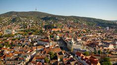 Gyönyörű Pécs