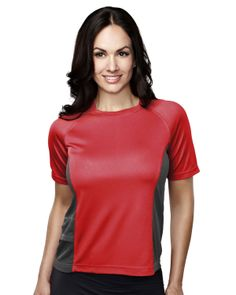 Women's Knit Shirts (100% Polyester) Tri mountain 231 #casualwear #sporty #iloveit