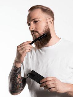 33 trending beard styles for men 31 Trending Beard Styles, Beard Styles For Men, Hair And Beard Styles, Hair Styles, Hipster Haircut, Hipster Hairstyles, Great Beards, Awesome Beards, Beard Tips
