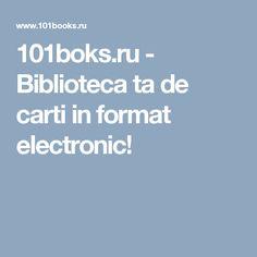 101boks.ru - Biblioteca ta de carti in format electronic!