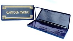 Glamour Magnet Magnetic Compact—MEDIUM- X inches *** See this great image : Travel Makeup Travel Makeup Essentials, Makeup Palette, Makeup Brushes, Compact, Magnets, Lipstick, Glamour, Medium, Makeup Sets