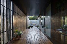 Casa aserradero,© Ben Hosking