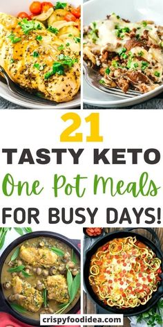 Bariatric Recipes, Ketogenic Recipes, Diet Recipes, Healthy Recipes, Ketogenic Diet, Healthy One Pot Meals, Easy One Pot Meals, Healthy Eating, One Pot Dinners