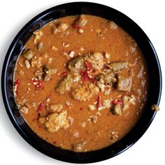 West African Peanut Stew Recipe   SAVEUR