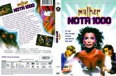 Mega Covers Gtba: Mulher Nota 1000 - Capa Filme DVD
