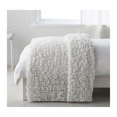 OFELIA 毛布, ホワイト