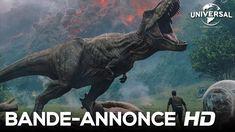 Jurassic World : Fallen Kingdom / Bande-annonce 1 VOST [Au cinéma le 6 j...