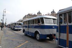 IHO - Közút - Centenáriumi buszünnep a Városligetben Locomotive, Old Cars, Buses, Hungary, Budapest, Cars And Motorcycles, Lego, Vehicles, Busses