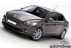 Peugeot 301 vai ter motor 1.2 THP na China