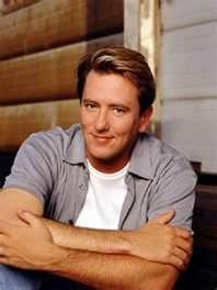John Dye : an amazing actor who died way too soon. Played an angel in Touched by an Angel.