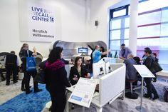 CCW 2016 #callcenter #contactcenter #messe #berlin