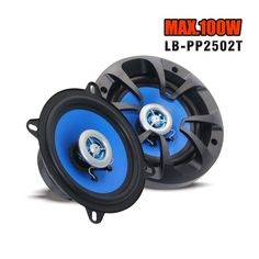 Hot Sale LABO LB-PP2502T Classic 5-inch Car Coaxial Speakers Car Audio Speakers 2-way High-end Car Coaxial Horn