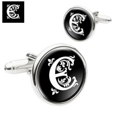 Monogram Cufflinks Personalized Mens by YourOccasionGifts on Etsy Gifts For Husband, Gifts For Father, Gifts For Him, Fathers, Father Of The Bride, You Are The Father, Father Birthday, Beaded Jewelry, Unique Jewelry