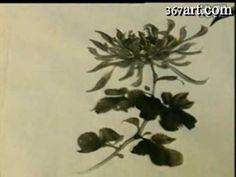 Chrysanthemum Chinese Painting (Part 2/5)