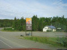 Johnson's Crossing, Yukon.